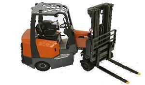 Pivot Steer(Bendi) Truck